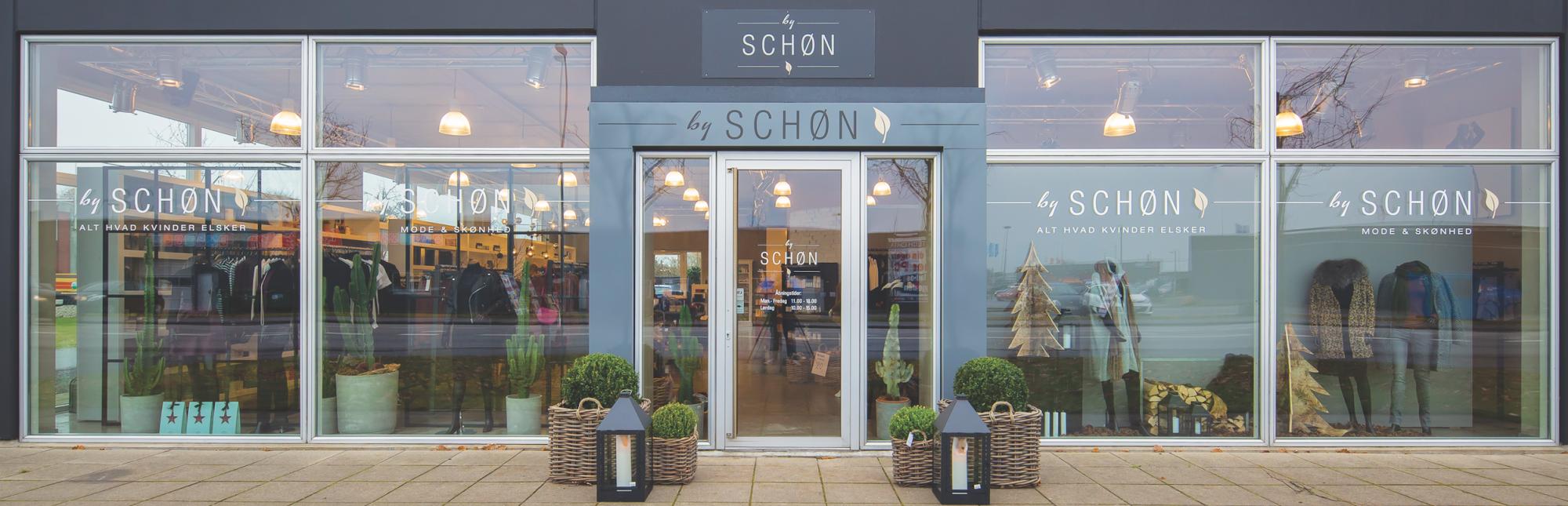 Butikken By Schøn i Aalborg - Billede til Om By Schøn og Lone Schøn Oldhøj