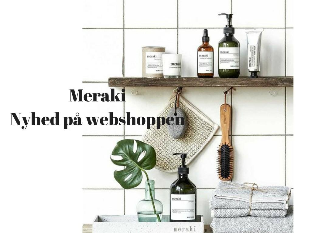 Maraki - shop online hos By Schøn