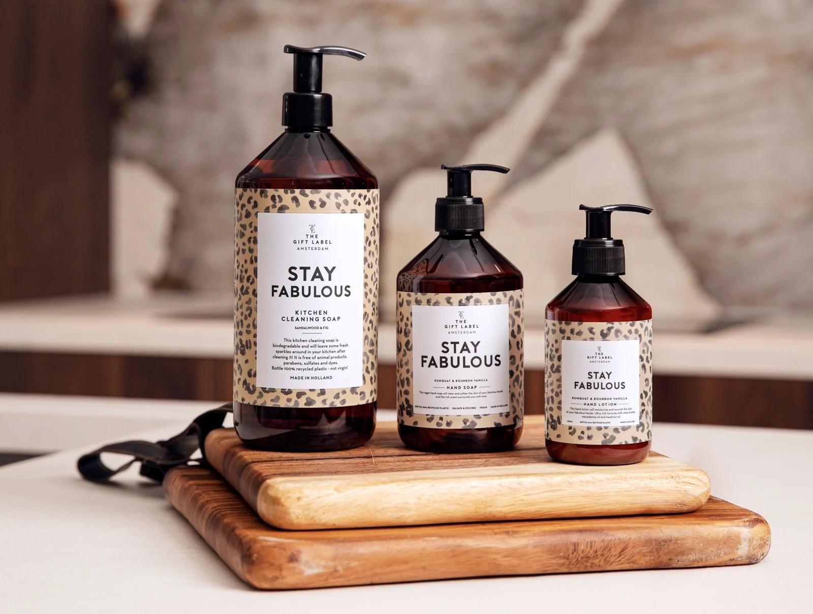 Lækre produkter fra The Gift Label