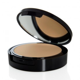 Nilens Jord Mineral foundation compact praline 595