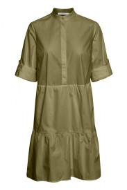 Gestuz - Ibala Dress Dark Olive