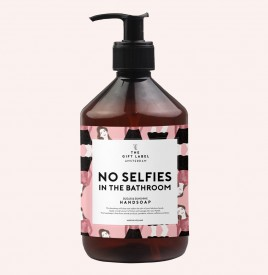 The Gift Label - Hand Soap No Selfies