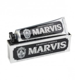 Marvis Amarelli Licorice 75 ml.