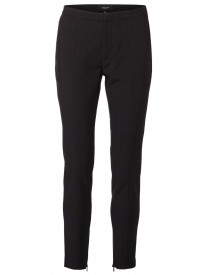 Selected Femme - Muse Cropped Pants Black
