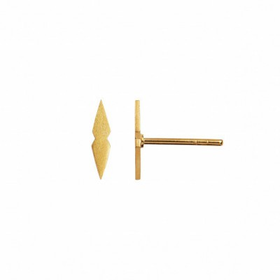 Stine A Petit Speer Earring Piece Gold