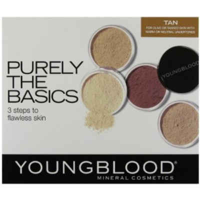 Youngblood Purely the basics - Tan