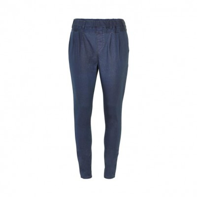 Kaffe - Perfect Jillian Pants Dark Blue Denim