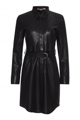 Rue de femme - Elisa leather dress