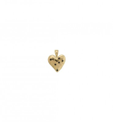 ANNA + NINA - Heart Necklace Charm