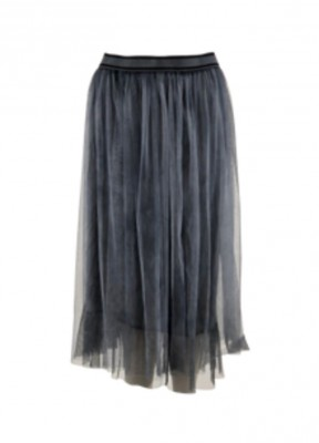 Black Colour - Kine Skirt Jeans Blue