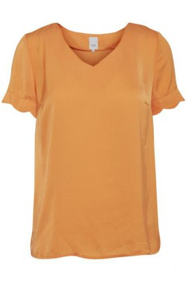 Ichi - Crissy Bluse Orange