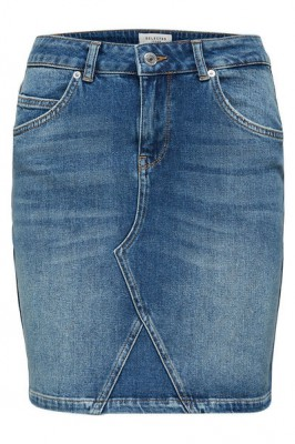 Selected femme denim nederdel