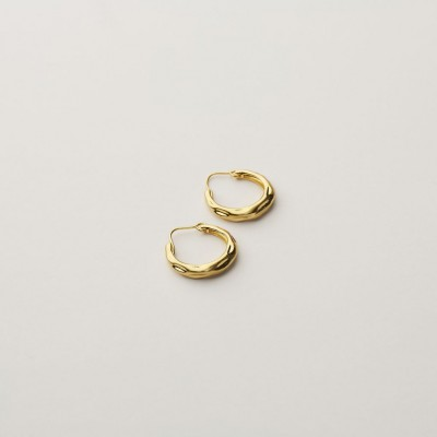 NORR by Erbs - Neyha small earring, gold