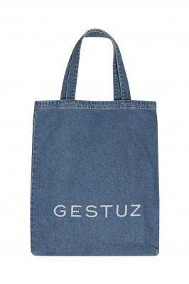 Gestuz - Rai Denim Bag Venice Blue