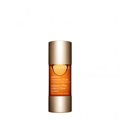 Clarins radiance glow booster face