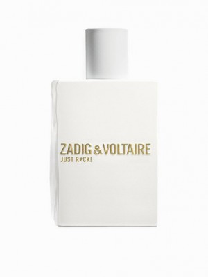 Zadig & Voltaire just Rock her EDP