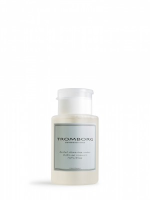 Tromborg - Herbal Cleansing Water m. pumpe