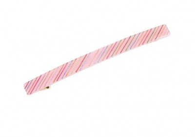 Pico - Frenchie Hair Clip Pink/Rainbow