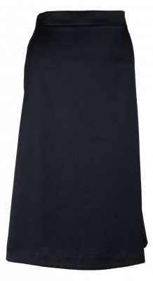 Neo Noir - Junes Satin Skirt Black