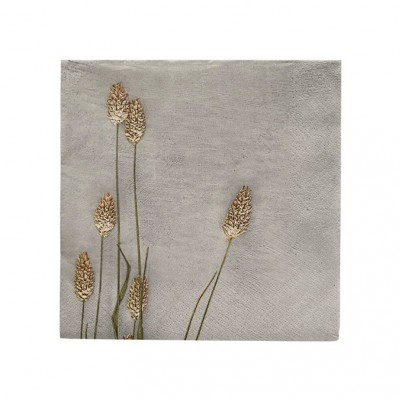 House Doctor - Napkin grass 2 light grey