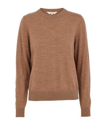 Basic apparel - Vera Sweater Warm Sand
