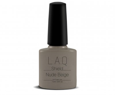 L.A.Q. Shield Nude Beige