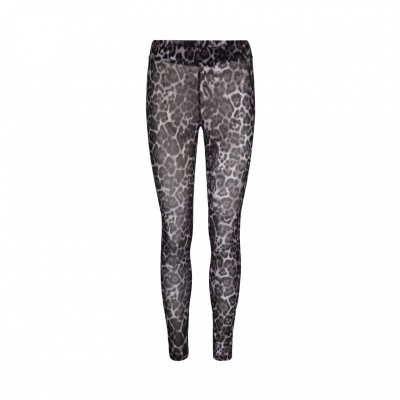 Sofie Schnoor - Cherry Leggings grey leopard