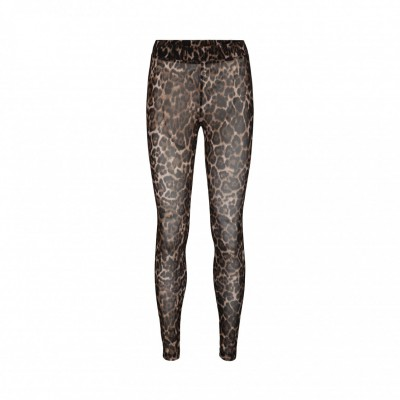 Sofie Schnoor - Cherry Leggings brown leopard