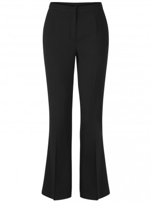 Y.A.S - Libby Bootcut Pants Black