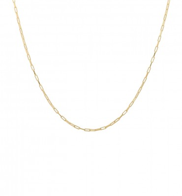 Anna + Nina - Lifeline Plain Long Necklace