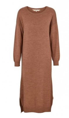 Basic apparel - Vera Dress Warm Sand