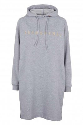 Prepair - Malle Sweat dress grey