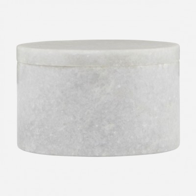 House Doctor - Marble Storage White