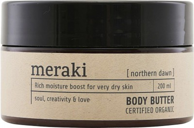 Meraki - Body Butter northern dawn