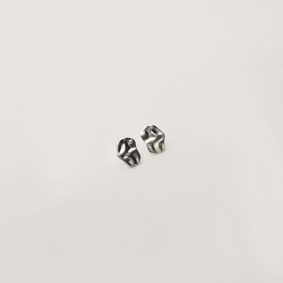 NORR by Erbs Mika earrings, silver