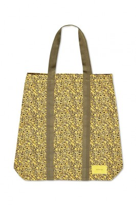 Gestuz - Gry tote bag Yellow mini flower