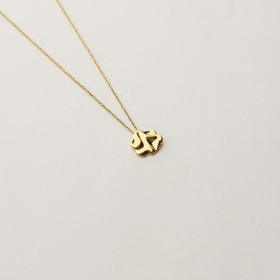 NORR by Erbs Boha necklace, gold