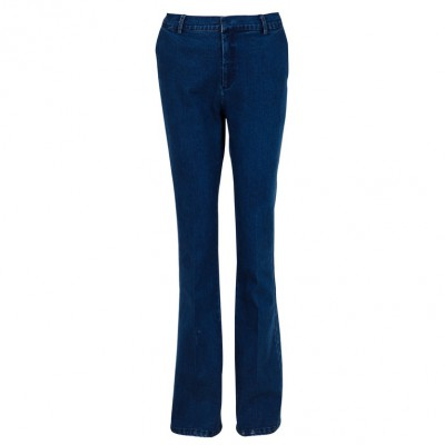 382e4733e891 Neo Noir - Cassie Denim Pants Dark Blue