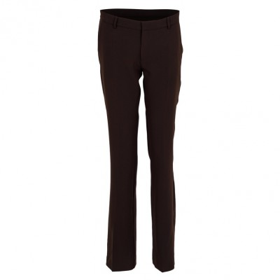 Neo Noir - Cassie Pants Chocolate Brown