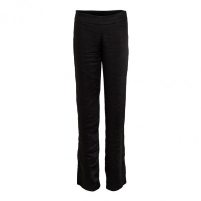 Neo Noir - Debra Satin Pants Black