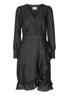 Neo Noir - Nicky Dress Black