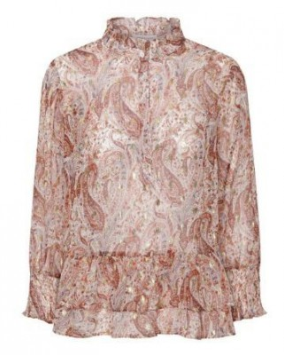 Continue - Harper paisly Blouse