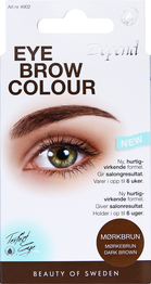 Depend eyebrow colour, mørkebrun
