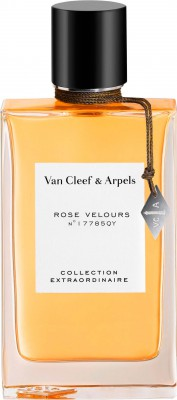 Van Cleef & Arpels rose velours 75 ml.