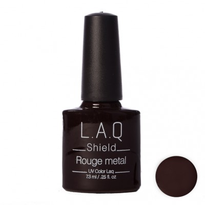 L.A.Q. Shiels Rouge Metal