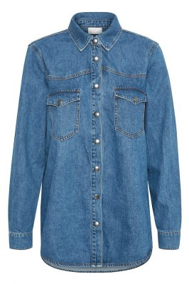 Kaffe - Keisha denim shirt