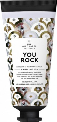 "The Gift Label - Hand Cream ""You Rock"""