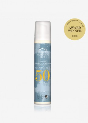 Rudolph Care - Sun Face Cream SPF 50