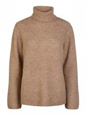 Y.A.S - Allu  Roll Neck Knit Pullover