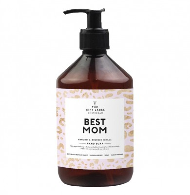 "The GIft Label - Hand Soap ""Best Mom"""
